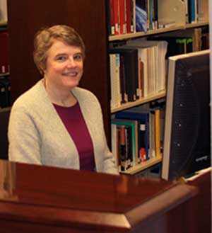 Mara Sprain, Climate Librarian and Technical Editor