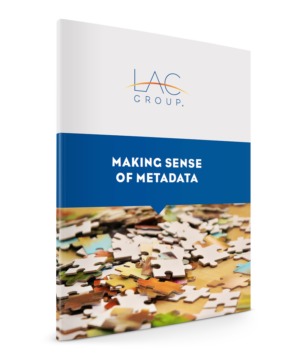 Making sense of metadata report