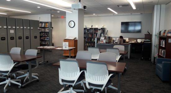 NSF library in Alexandria, VA