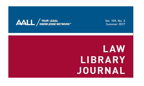 aall-law-library-journal