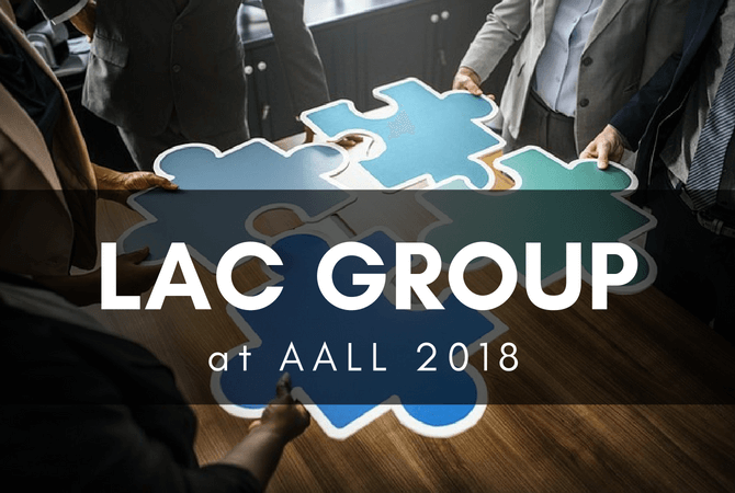LAC Group AALL 2018