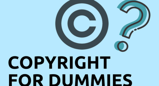 Copyright for dummies