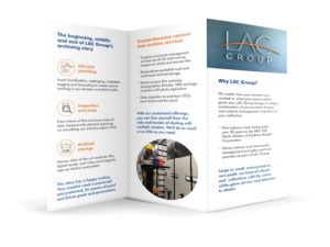 LAC content & archive